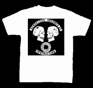Destructors Senseless Violence EP